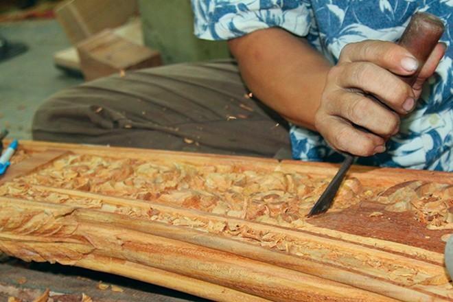 siêu-giường, dát-vàng, nội-thất, siêu-phẩm, đồ-gỗ, đại-gia, Sài-Gòn, gỗ-sưa, gỗ-trắc