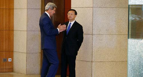 Mỹ, Trung Quốc, biển Đông