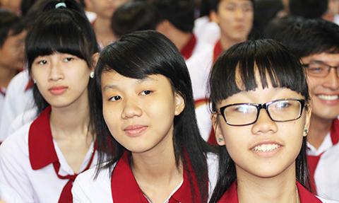 khai giảng, THPT Nhân Việt, năm học mới