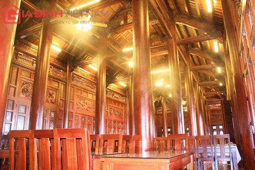 Nhà sàn  đại gia Điện Biên  nhà sàn bằng gỗ lim của đại gia Điện Biên  Điện Biên