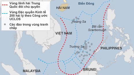 biển Đông, nghiên cứu, học giả, Trung Quốc, Việt Nam, Viện Nghiên cứu