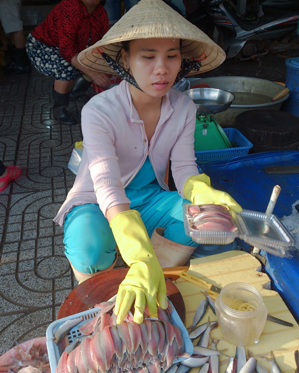 Phú Quốc, hải sản, cá biển