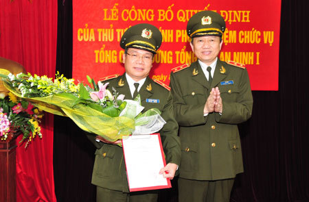 Thủ tướng điều động 3 Trung tướng Công an
