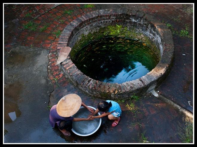 giếng nước, Bắc Bộ, vẻ đẹp