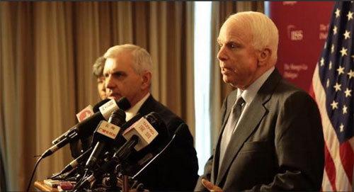 Shangri-La, John McCain, TQ, vũ khí, cấm vận, chủ quyền, Biển Đông