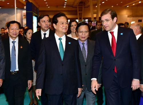 Thủ tướng, Việt Nam, Bồ Đào Nha, khai mạc, Diễn đàn Kinh tế biển, Thủ đô Lisbon
