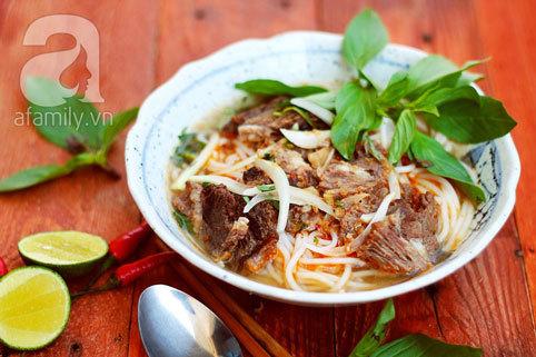 món ngon, món ăn Việt, ẩm thực Việt Nam