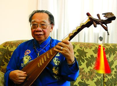 GS Trần Văn Khê, ca trù