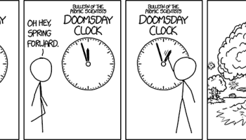 Daylight savings time can be catastrophic