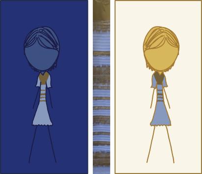 Ist Dieses Kleid Weiss Gold Oder Schwarz Blau Das Kraftfuttermischwerk