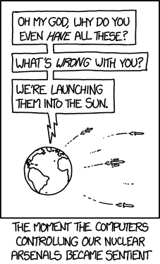 xkcd.com - Judgement Day