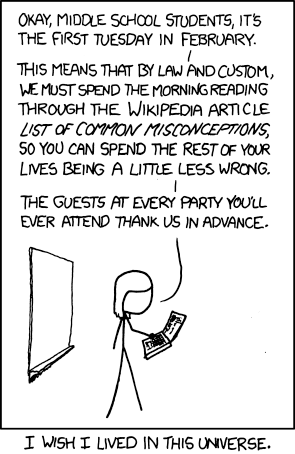 xkcd.com: misconceptions