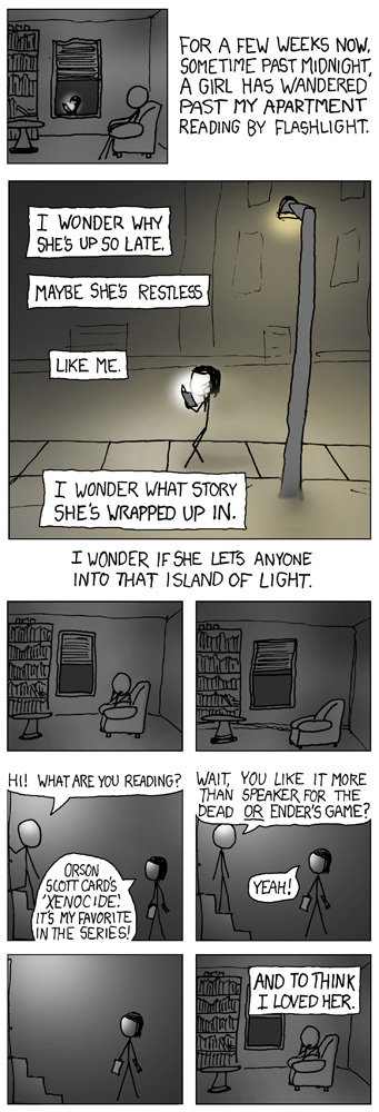 Nighttime Stories