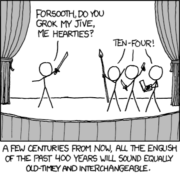 xkcd cartoon of Period Speech