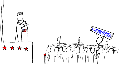 xkcd Wiki protester