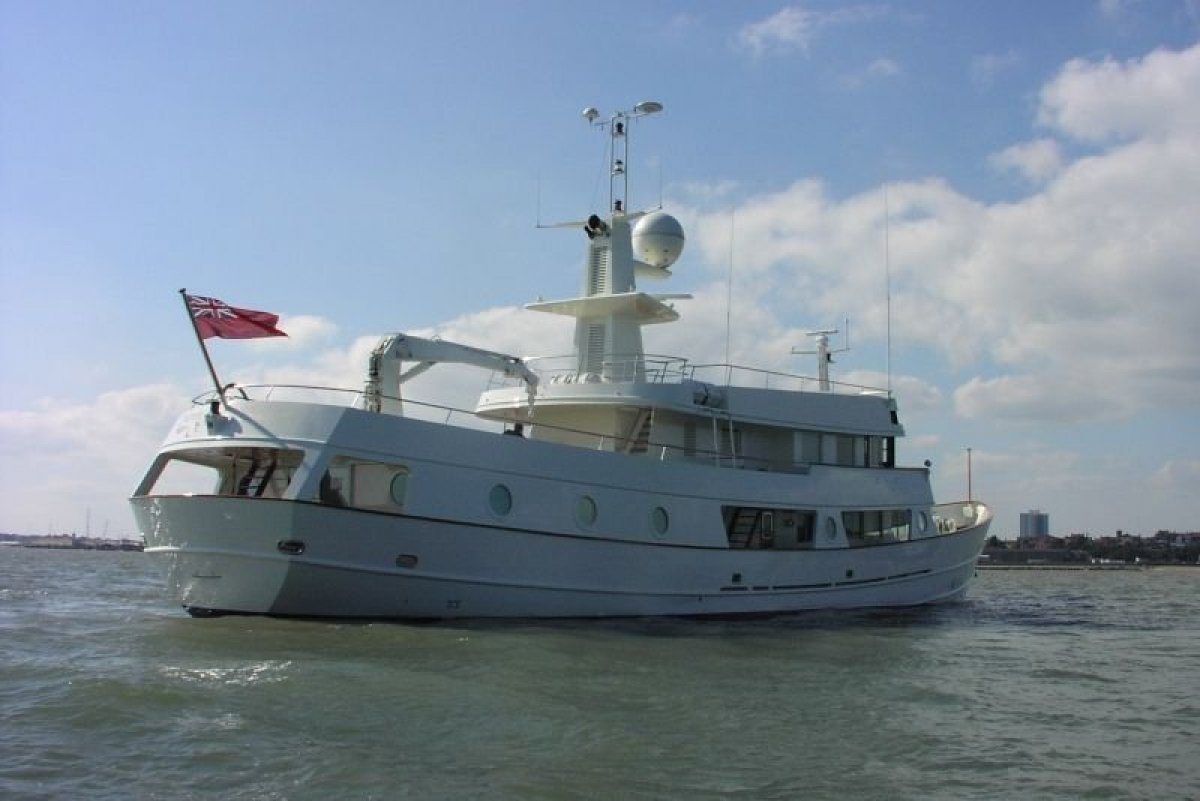 Used Long Range Motor Yacht For Sale Boats For Sale Yachthub