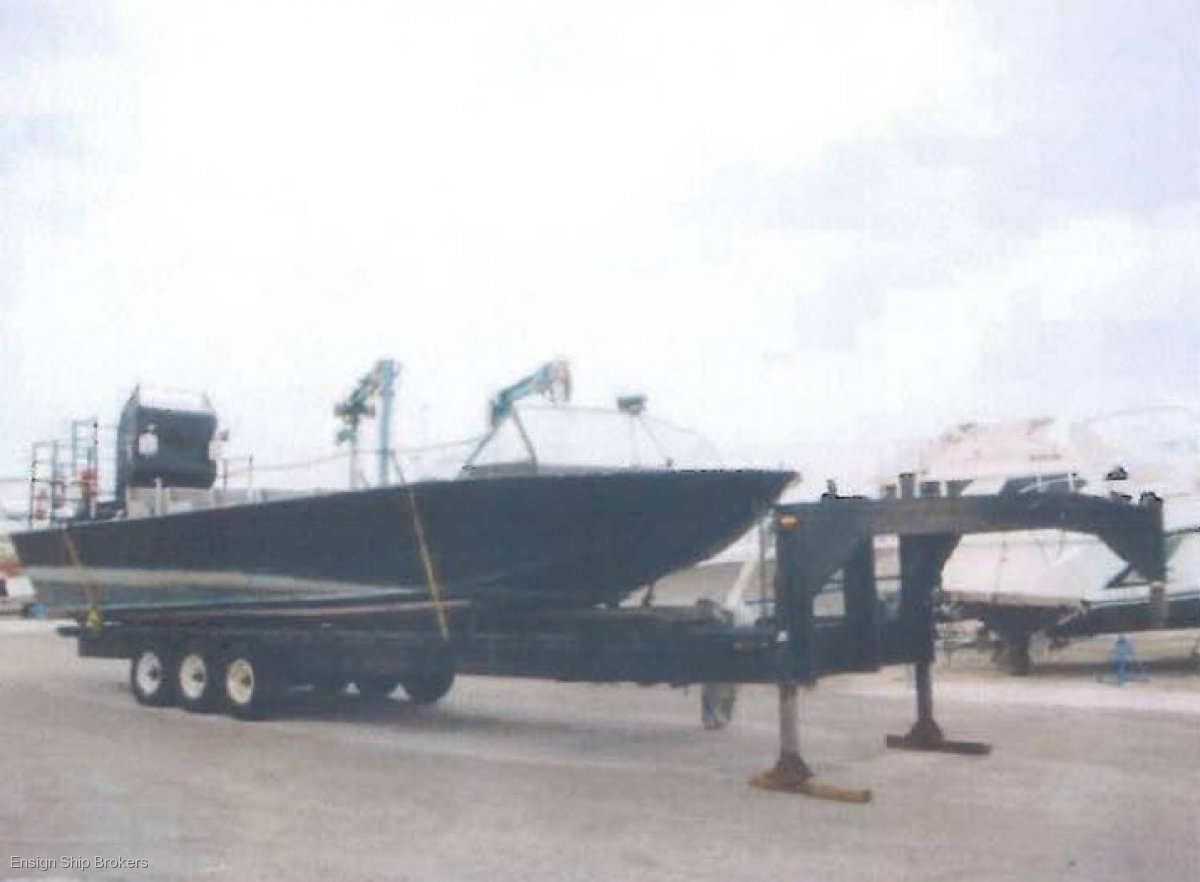 Jet Boat USA For Sale Ensign Ship Brokers