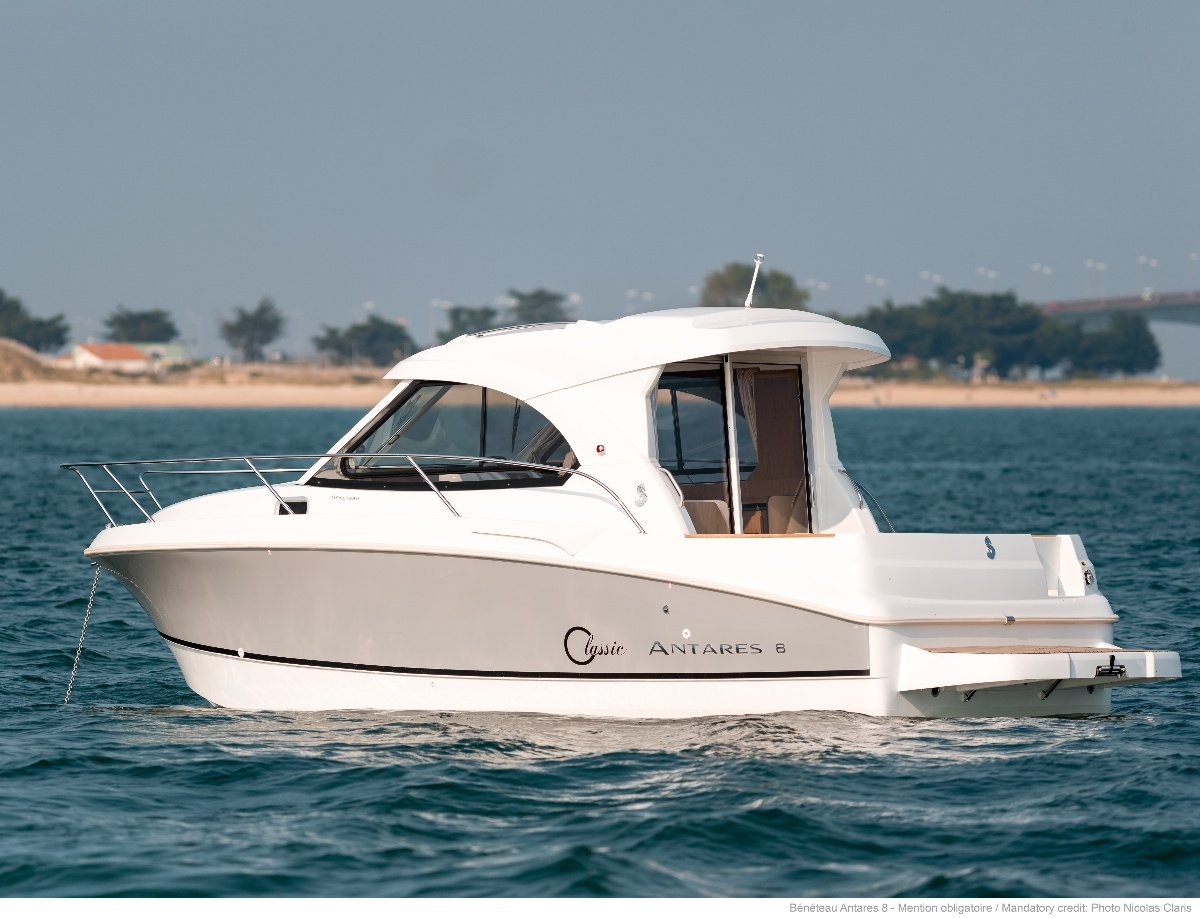New Beneteau Antares 8 Power Boats Boats Online For
