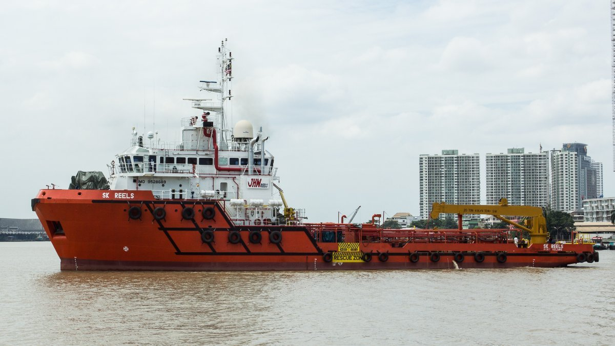 Used Offshore Support Vessel For Sale Boats For Sale