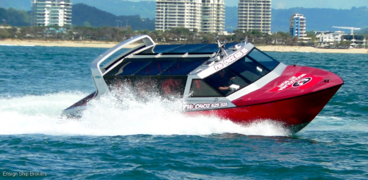 Used Oceantech Jet Boat For Sale Boats For Sale Yachthub