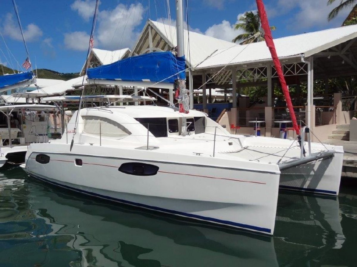 Used Leopard Catamarans 38 For Sale Yachts For Sale