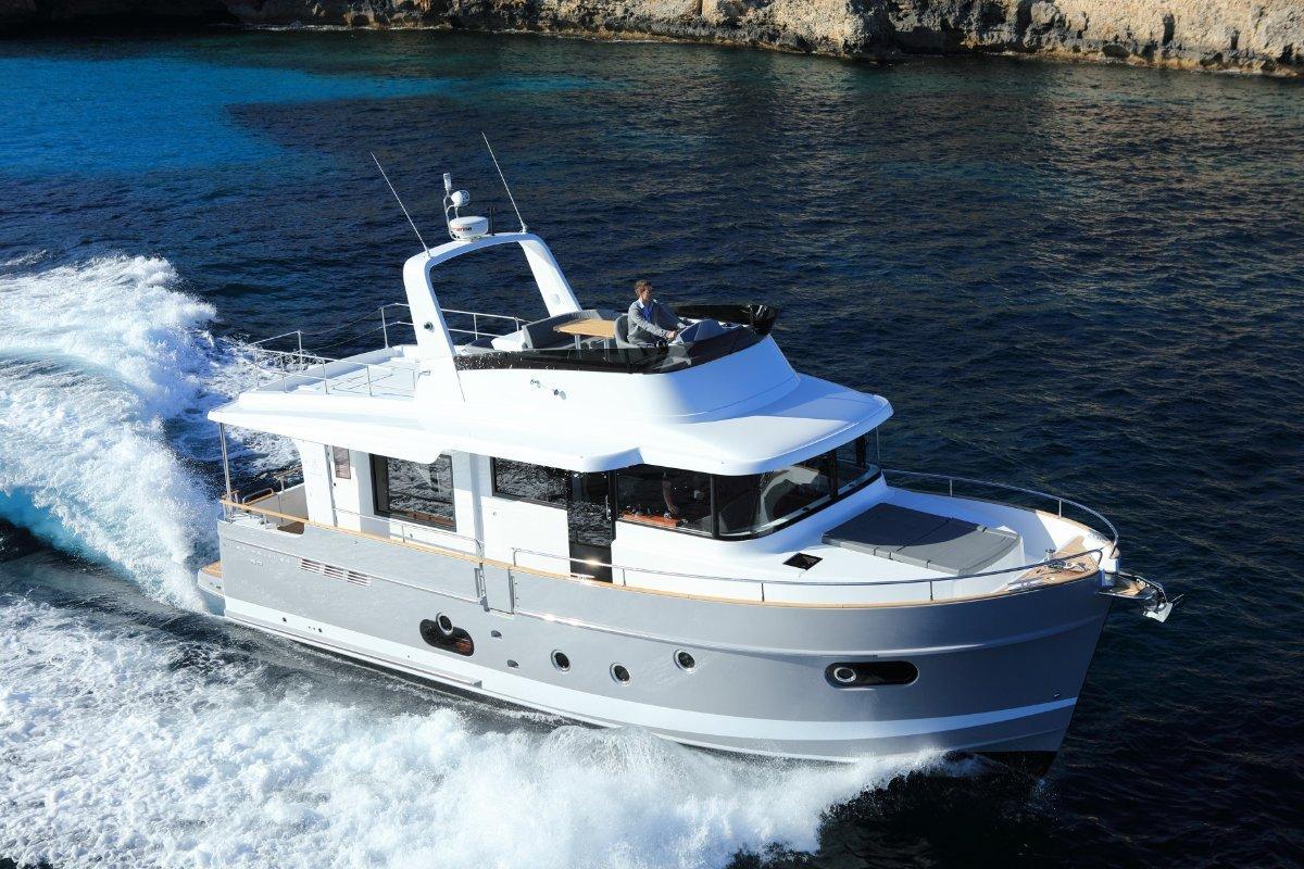 New Beneteau Swift Trawler 50 Power Boats Boats Online