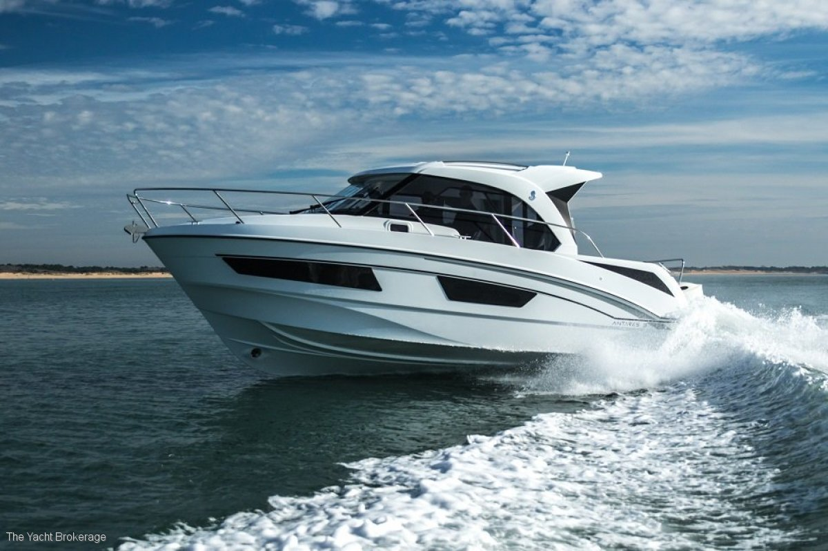New Beneteau Antares 9 Ob Power Boats Boats Online For
