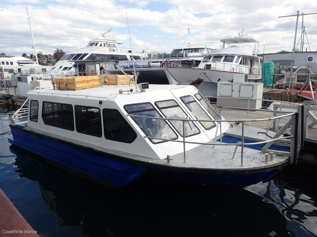Used 94 M Aluminium Charter Vessel For Sale Boats For