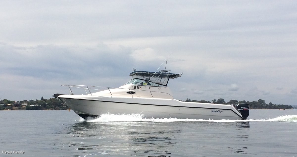 Used Gulf Craft Walkaround 31 For Sale Boats For Sale