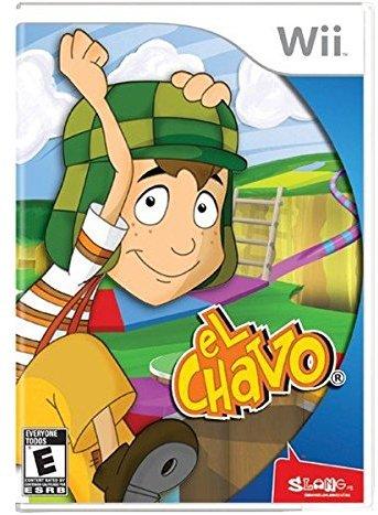 El Chavo Usa Wii Iso
