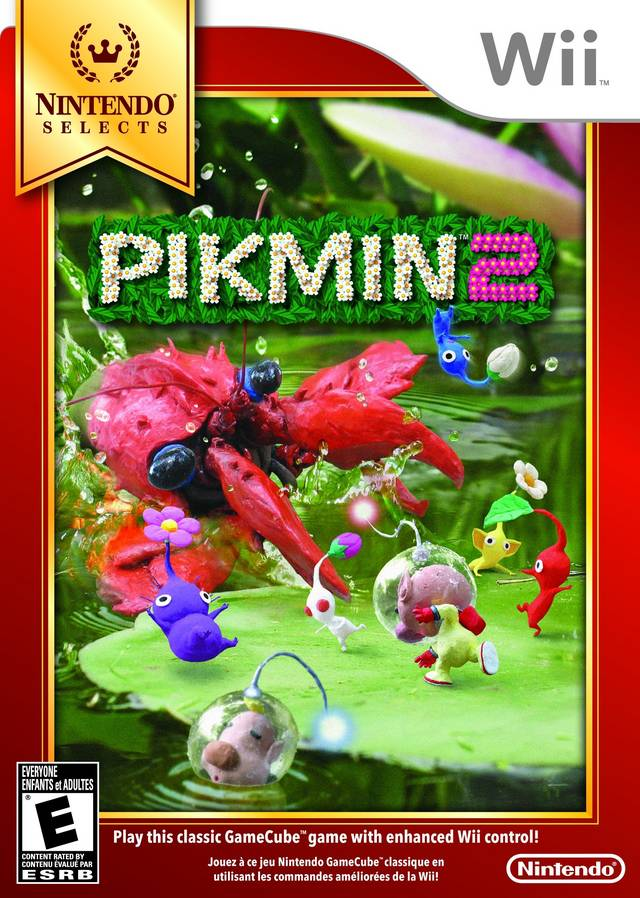 Pikmin 2 Usa Wii Iso