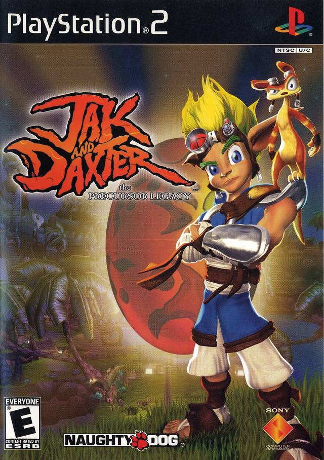 Jak And Daxter The Precursor Legacy Usa Ps2 Iso