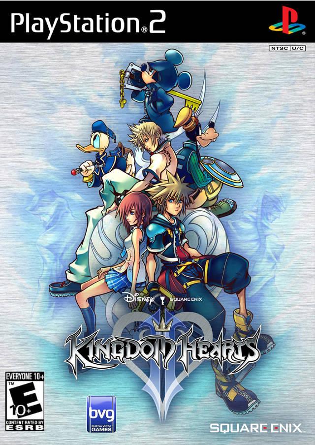 Kingdom Hearts Ii Usa Ps2 Iso
