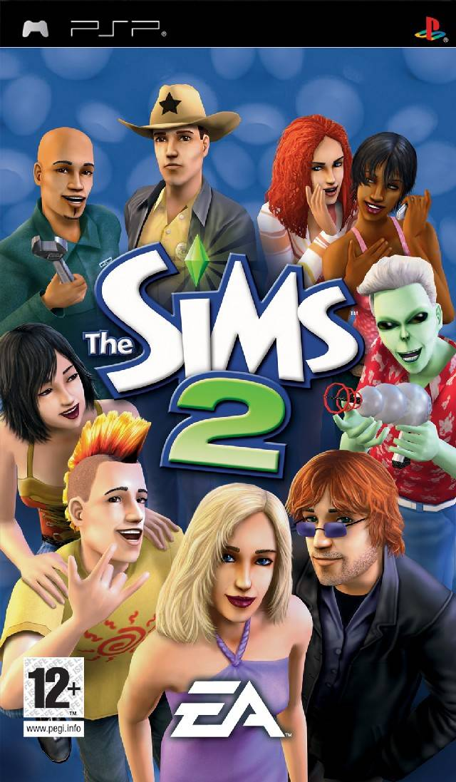 Sims 2 The Europe Psp Iso