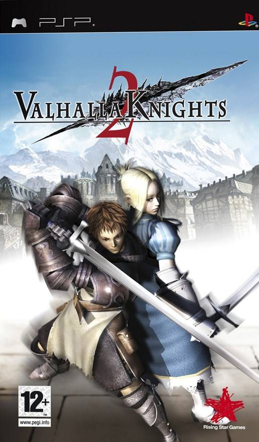 Valhalla Knights 2 Europe Psp Iso