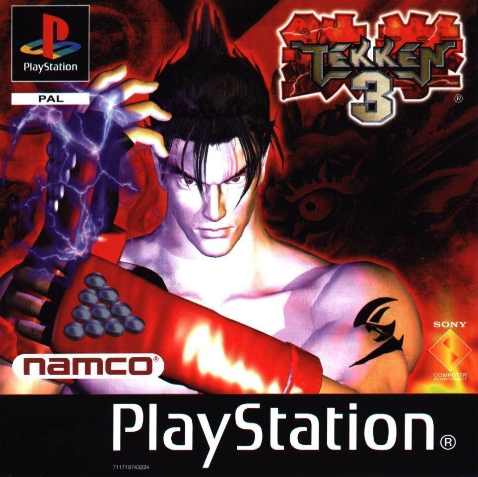 Tekken 3 Sces 01237 Europe Ps Iso