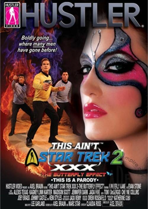 This Ain't Star Trek XXX 2: The Butterfly Effect Parody Movie