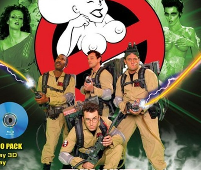 This Aint Ghostbusters Xxx 3d Parody Dvd Blu Ray Combo