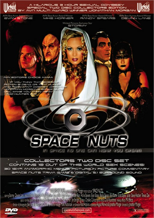 Space Nuts Adult 52