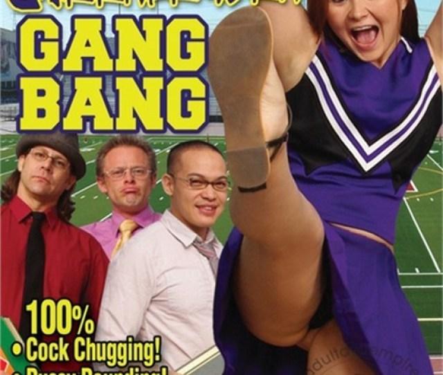 Chinatown Cheerleader Gangbang