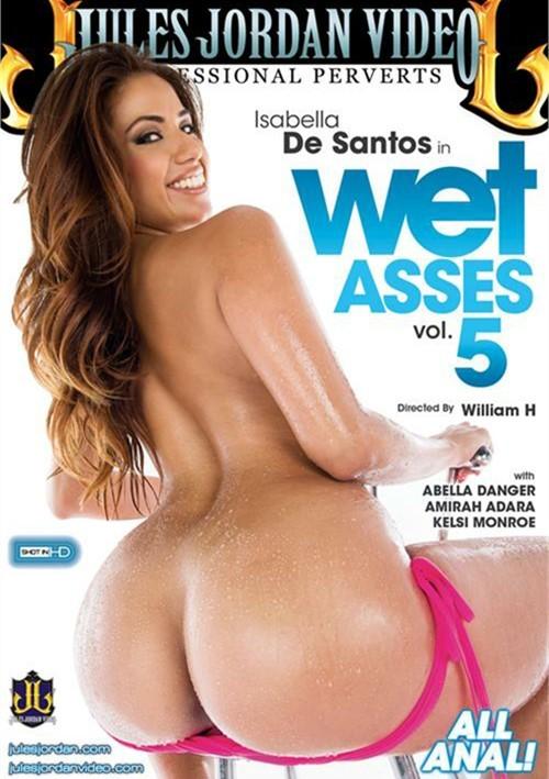 Wet Asses 5 Jules Jordan Video XXX