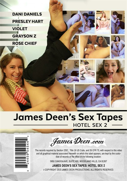 James Deen's Sex Tapes: Hotel Sex 2 James Deen Productions