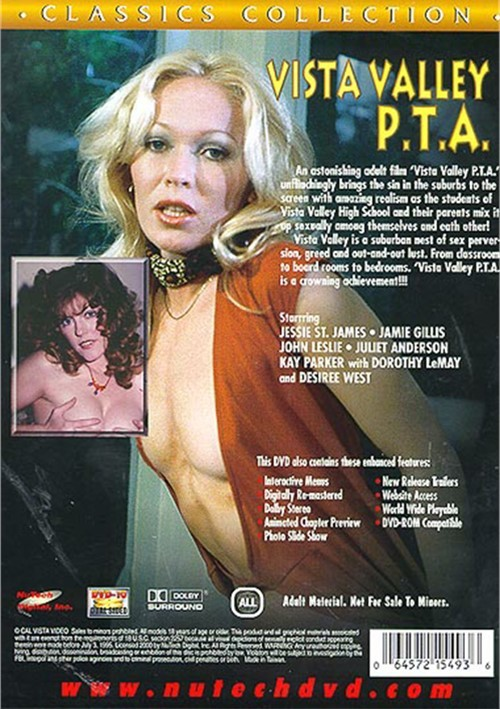 Cal Vista Classic Presents Vista Valley P.T.A. XXX Porn Parody