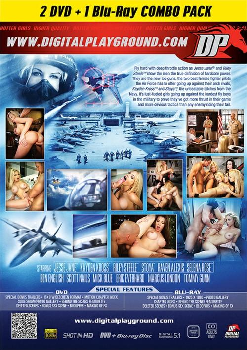 Top Guns XXX A Porn Parody