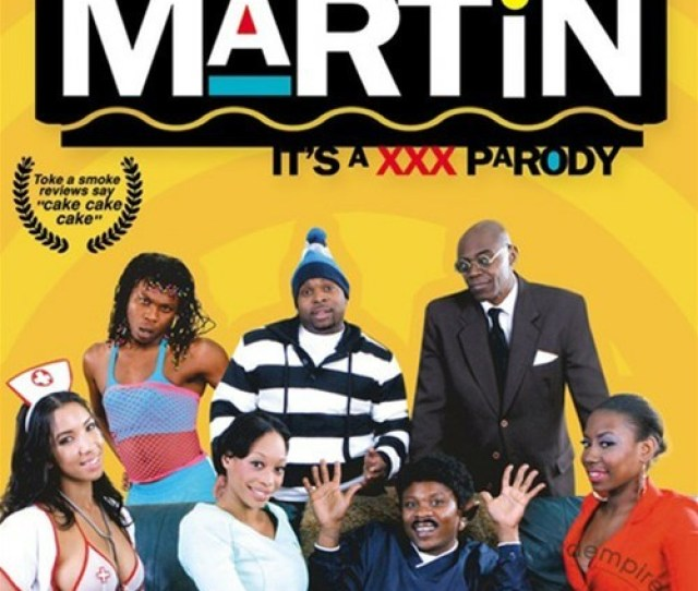 Cant Be Martin Its A Xxx Parody