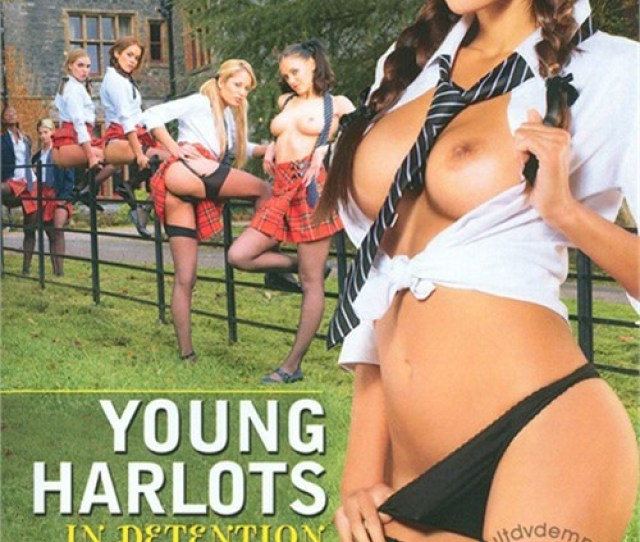 Young Harlots In Detention