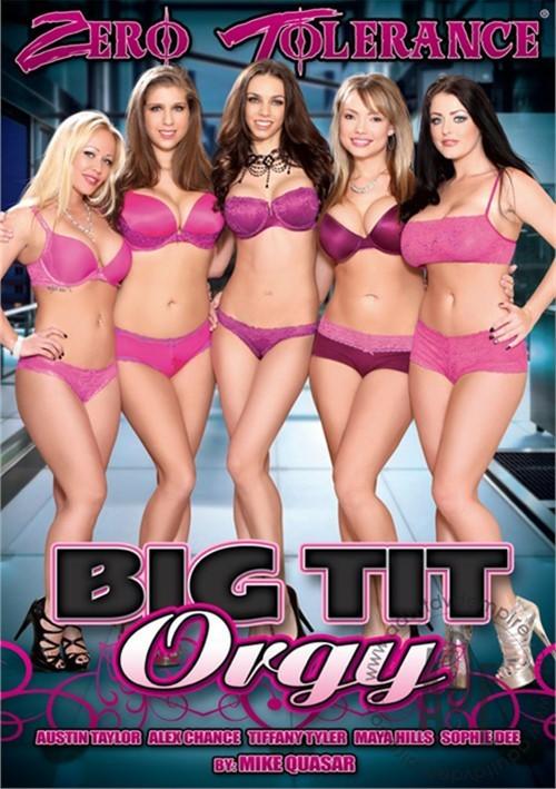 Big Tit Orgy