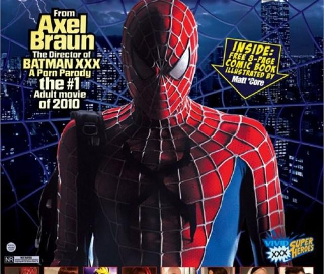 Spider Man Xxx A Porn Parody
