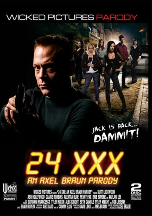 Wicked Pictures Presents 24 XXX An Axel Braun Parody Movie