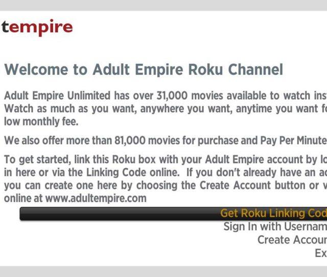 Get Your Roku Linking Code Image